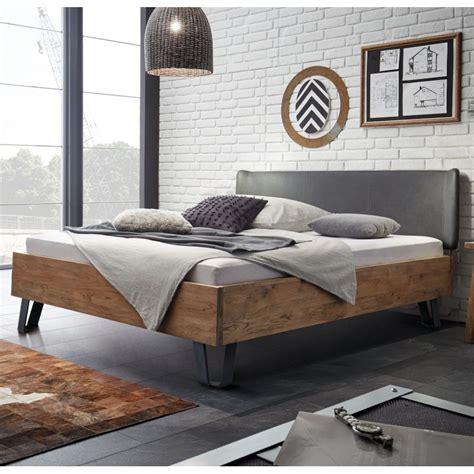 Hasena Oak Wild Vintage Bett Kopfteil Obag Kunstleder