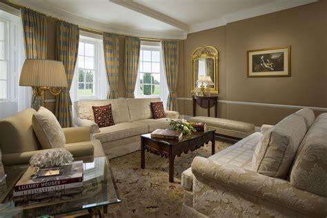 Livingroom Suites by Presidential Suite Castlemartyr Spa Golf Resort Co Cork