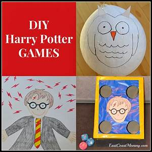 East Coast Mommy: Harry Potter Party Games