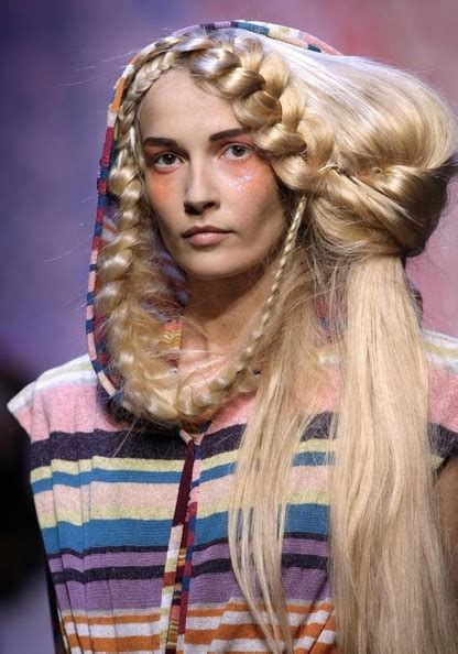 catwalk hairstyle bakuland women man fashion blog