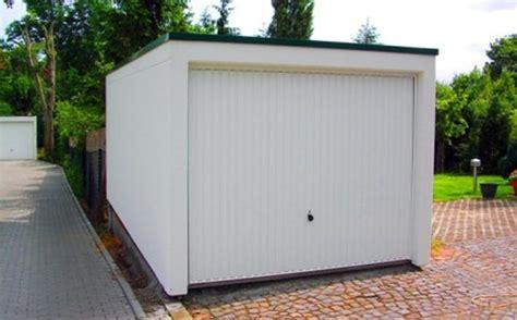Fertiggarage Modelle Und Gestaltungsmoeglichkeiten by Garagen Preise Und Typen Omicroner Garagen
