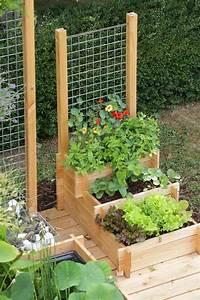 les 25 meilleures idees de la categorie treillis sur With amenagement petit jardin avec terrasse 13 personnaliser une credence