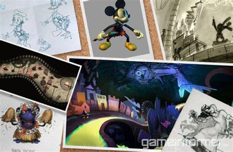Disney Epic Mickey Wallpaper