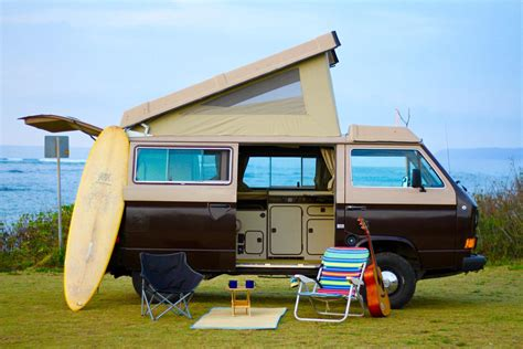 Campervan Rental Companies For Your Us Road Trip