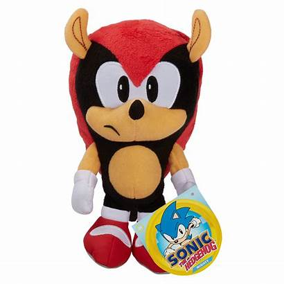 Sonic Plush Hedgehog Basic Mighty Jakks Pacific