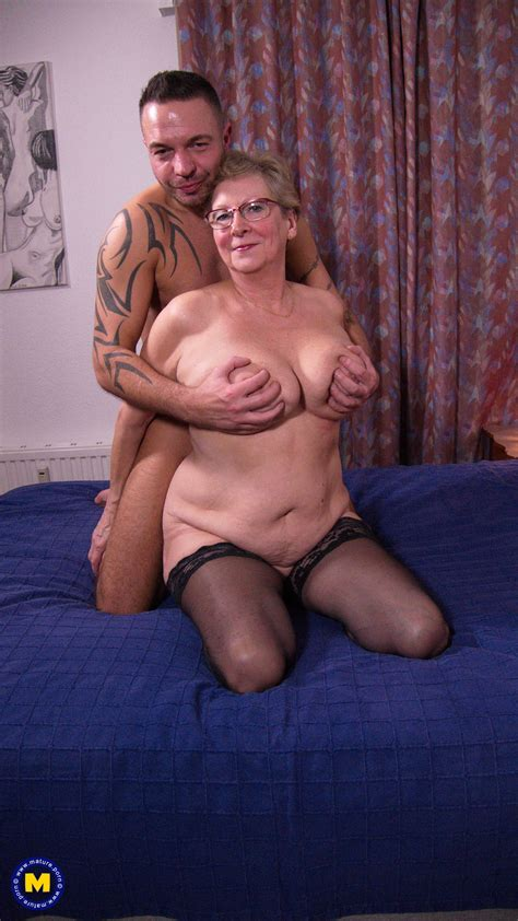 Horny German Granny The Mature Lady Porn Blog