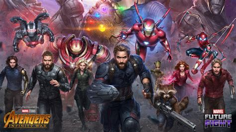 avengers infinity war superheroes wallpapers hd