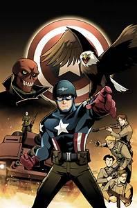 Captain America: The Fighting Avenger Vol 1 1 | Marvel ...