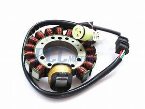 Stator Yamaha Grizzly 600 Yfm600 1999 2000 2001 Magnetor Generator New Is19