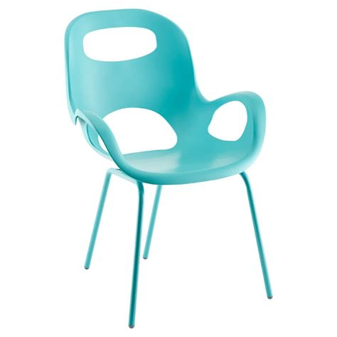 surf blue oh chair by umbra 174 the container store