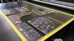 Bartop Cabinet Kit by 3 4 Quot Mdf Bartop Arcade Cabinet Diy Kit Slots For Tmolding