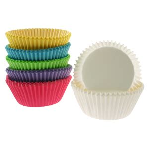 country kitchen baking supplies pastel rainbow standard baking cups 415 1624 country 5990