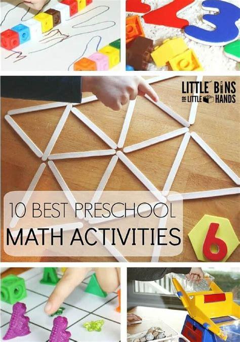 preschool math activities for back to school early learning 716 | 10 Best Preschool Math Activities 680x971