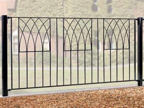 Antique Wrought Iron Trellis Panels  Outdoor Decorations