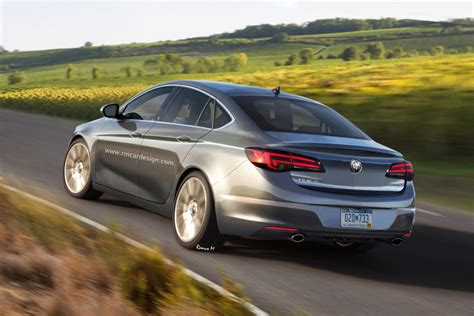 2018 Buick Grand National Review, Design, Specs, Price And