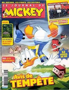 Le Journal De Mickey Abonnement : le journal de mickey n 3204 abonnement le journal de mickey abonnement magazine par ~ Maxctalentgroup.com Avis de Voitures