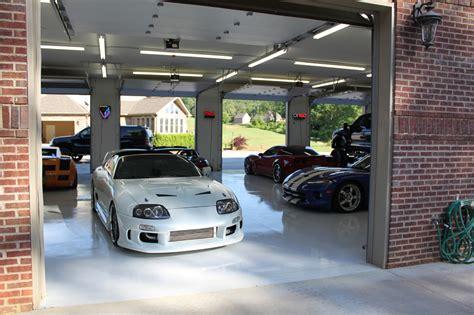 top  ultimate dream car garages secret entourage