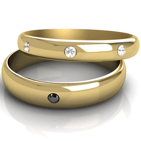 Permalink to Ebay Wedding Rings His And Hers