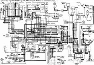 Wiring Diagram 1979 Harley Davidson Fxe