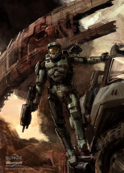 Amo A Halo On Pinterest Master Chief Halo Reach And