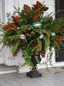 Willow Bee Inspired Garden Design No 17 Winter Outdoor