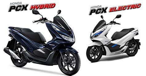 Pcx 2018 Pantip by Honda Pcx ไฮบร ด Honda Pcx ไฟฟ า เป ดต วในไทย