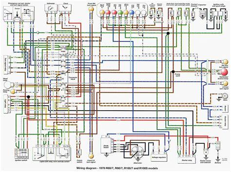 Bmw K1100r Wiring Diagram by Bmw R100 Rt 7 Car 233 Nage D 233 Mont 233 Plus D 233 Marr 233