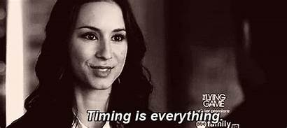 Timing Everything Spencer Things Knock Late Help