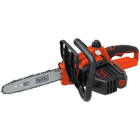 battery operated l post lcs 1020 battery operated chainsaw chainsaw choices