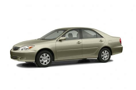 2002 Toyota Camry by 2002 Toyota Camry Information