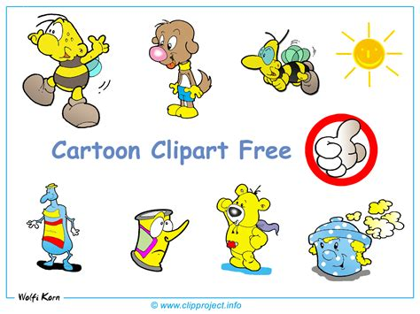 Cliparts Kostenlos Im Cartoonstil Kostenloses