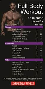 What Are The Full Body Workout Benefits For Muscle Building