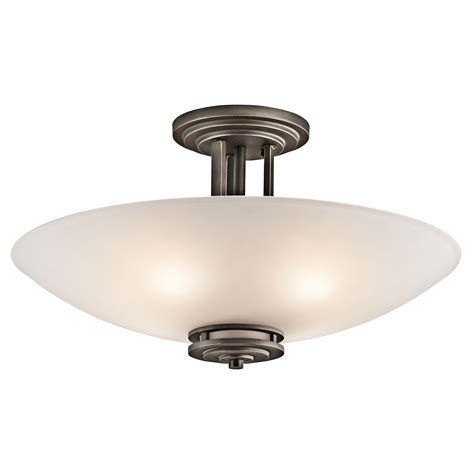 hendrik 4 light semi flush ceiling light ni