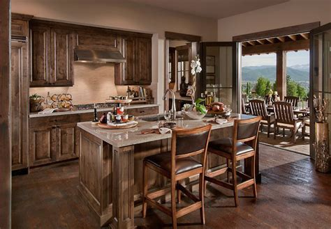 Rustic Kitchens : Rustic Design Ideas