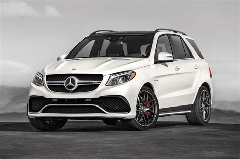 Used 2016 Mercedes-benz Gle-class Suv Pricing