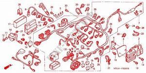 Wire Harness  Cbr1000rr U0026 39 04  U0026 39 05  For Honda Cbr 1000 Rr 2004