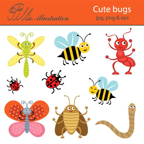 Bug Clip Clipart Bug Pencil And In Color Clipart Bug