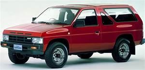 Nissan Terrano  R20  Wd21 Series  Factory Service  U0026 Shop
