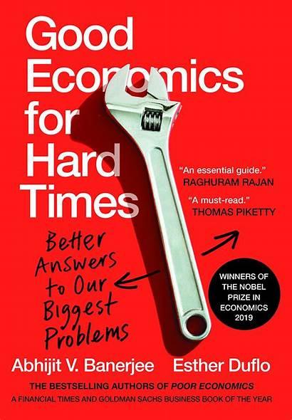 Hard Economics Times Better Problems Biggest Hardcover