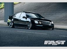VIP Style Toyota Aristo Fast Car
