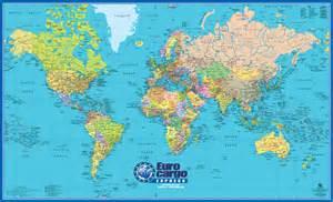 World Political Map 2013