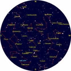 Northern Hemisphere Constellation Maps