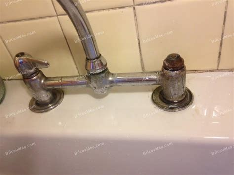 forum plomberie bricovid 233 o conseils pour d 233 monter un vieux robinet d 233 vier