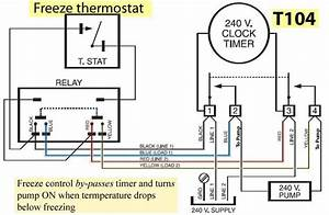 How To Wire Freeze Control       Waterheatertimer Org