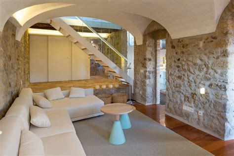 century stone house   costa brava transformed