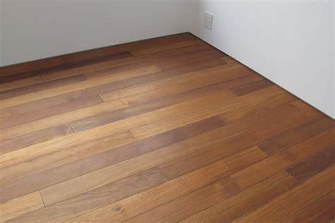 mm natural oiled teak long plank flooring