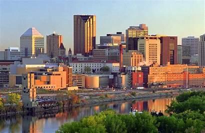 Paul St Minneapolis Minnesota Mississippi Mn Saint