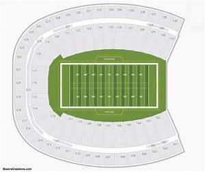 Scott Stadium Seating Chart Seating Charts Tickets