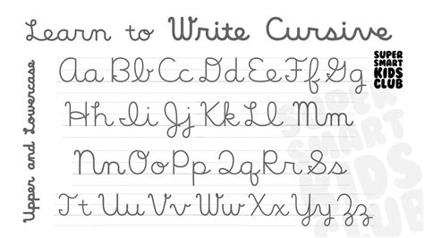 how to write cursive letters cursive letters lowercase and uppercase a z theveliger