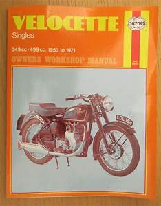 Haynes Velocette Workshop Manual